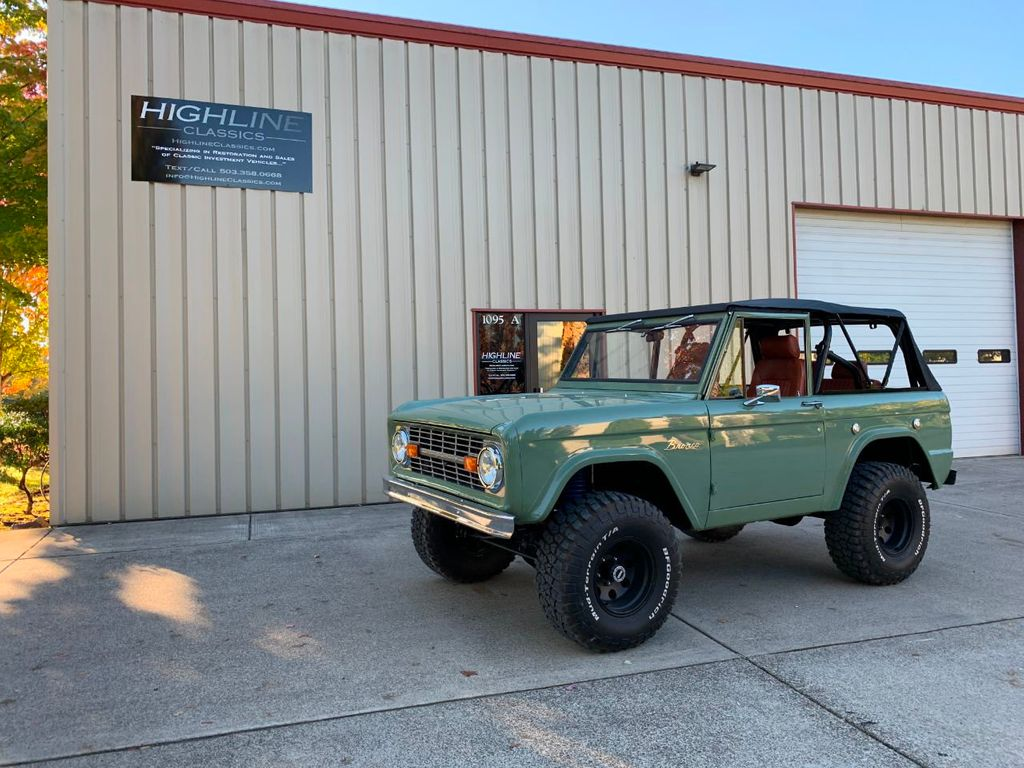 1972 Ford Bronco  - 17886094 - 3