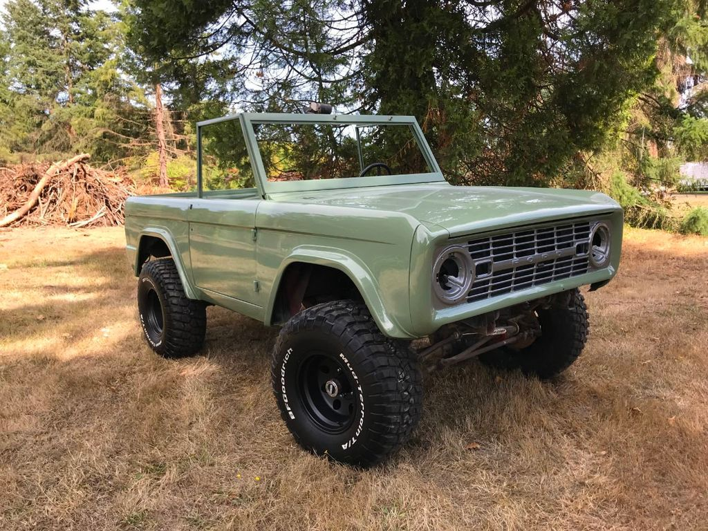 1972 Ford Bronco  - 17886094 - 4
