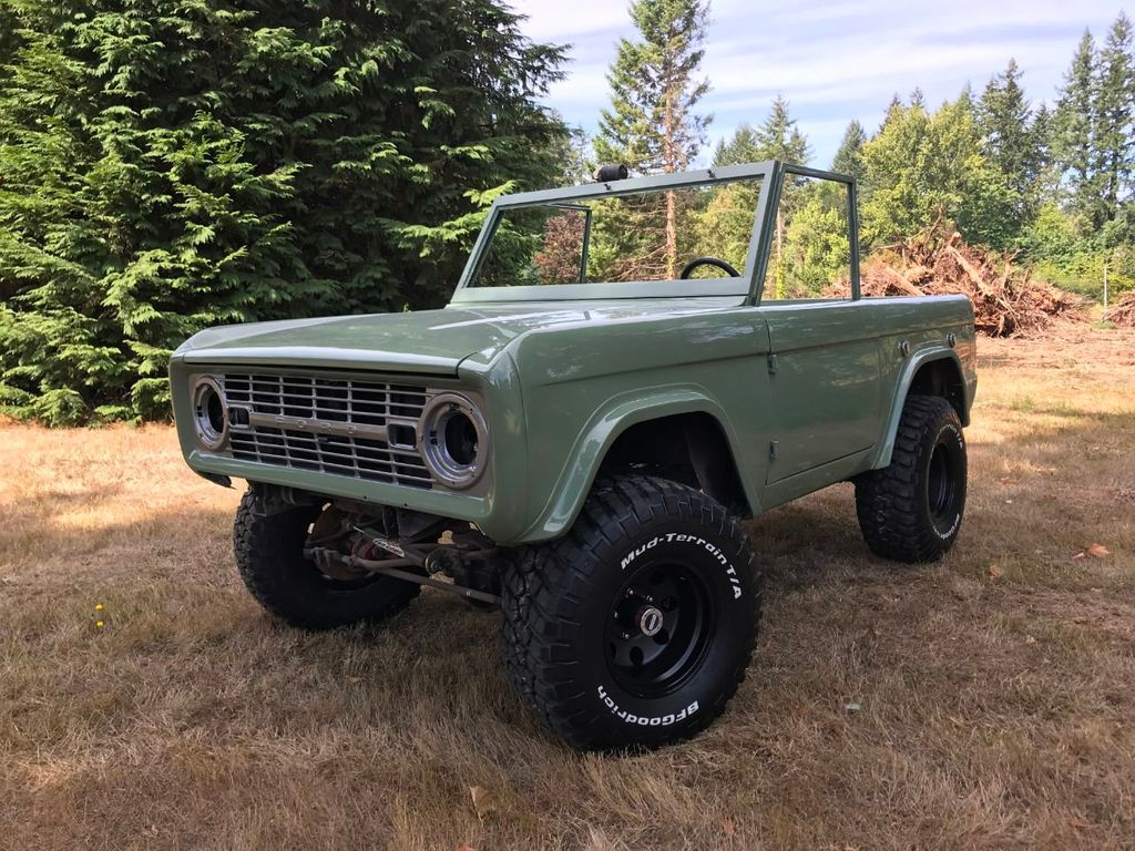 1972 Ford Bronco  - 17886094 - 5