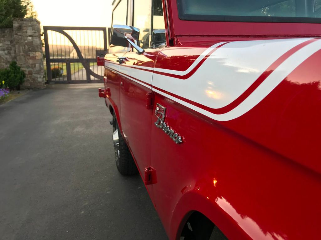 1972 Ford Bronco 302 V8 Uncut, AT, PS and a V8!  - 18007832 - 13