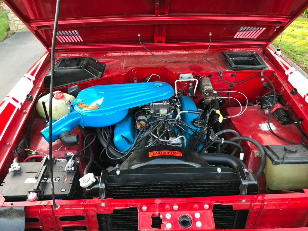1972 Ford Bronco 302 V8 Uncut, AT, PS and a V8!  - 18007832 - 19