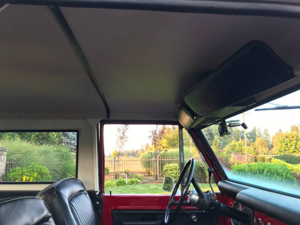 1972 Ford Bronco 302 V8 Uncut, AT, PS and a V8!  - 18007832 - 23