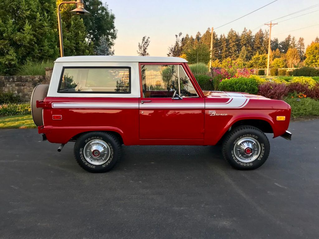 1972 Ford Bronco 302 V8 Uncut, AT, PS and a V8!  - 18007832 - 3