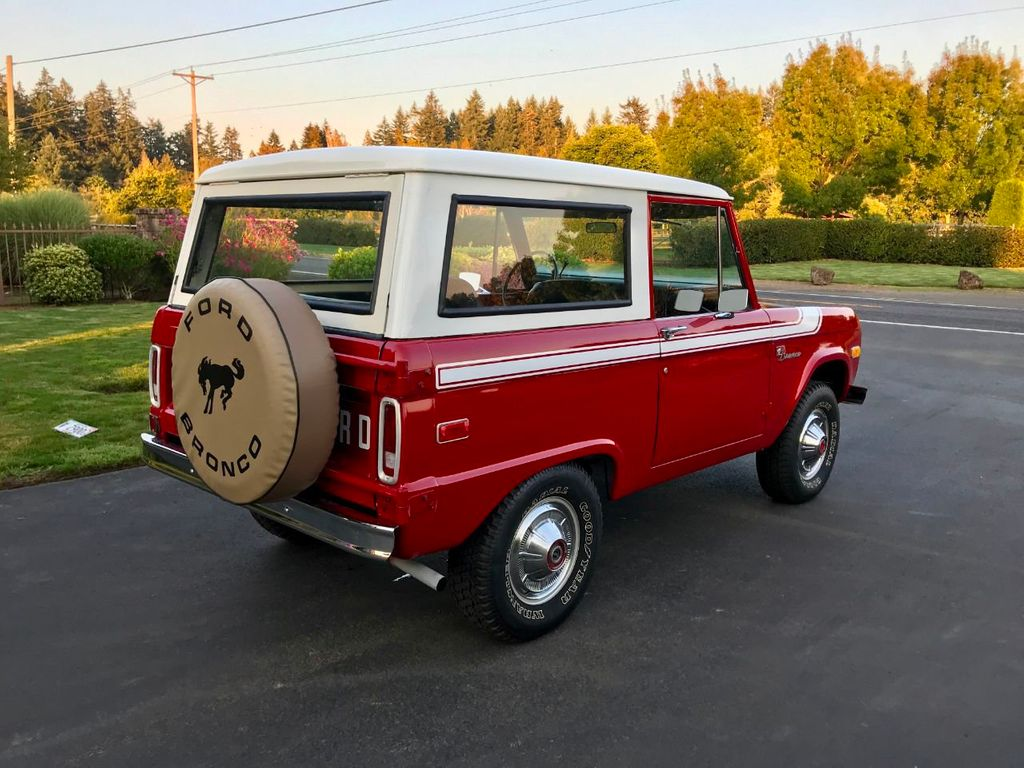 1972 Ford Bronco 302 V8 Uncut, AT, PS and a V8!  - 18007832 - 5