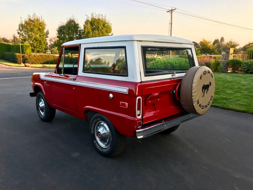 1972 Ford Bronco 302 V8 Uncut, AT, PS and a V8!  - 18007832 - 6