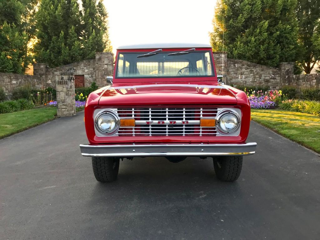 1972 Ford Bronco 302 V8 Uncut, AT, PS and a V8!  - 18007832 - 7