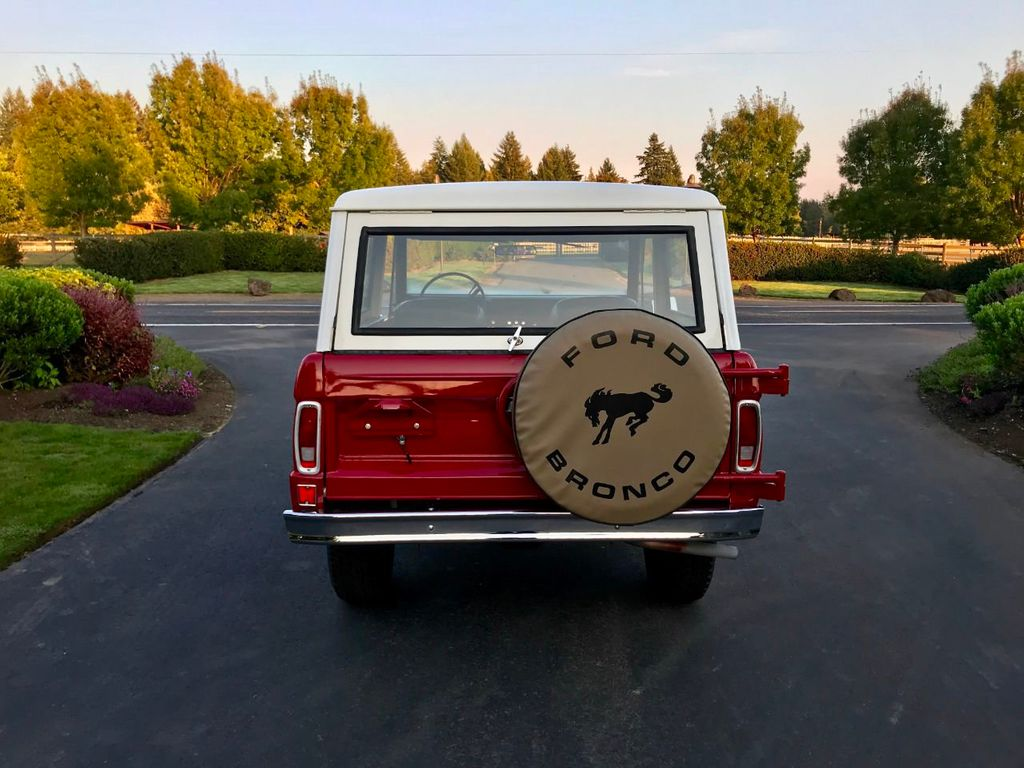 1972 Ford Bronco 302 V8 Uncut, AT, PS and a V8!  - 18007832 - 8