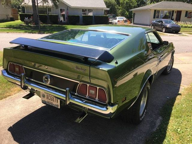 Ford Mustang Fastback >> 1972 Used Ford Mustang Fastback At Dp9 Motorsports Serving Long Island Ny Iid 19174908