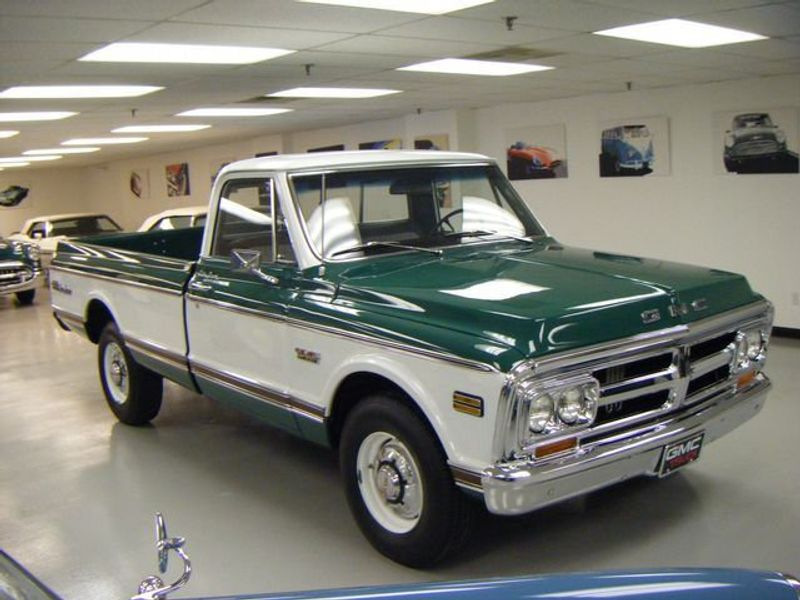 1972 used gmc sierra grande cheyenne at find great cars serving ramsey nj iid 5184293