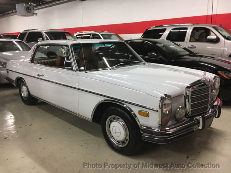 1972 used mercedes benz 250c true timeless classic at for Mercedes benz of st charles il