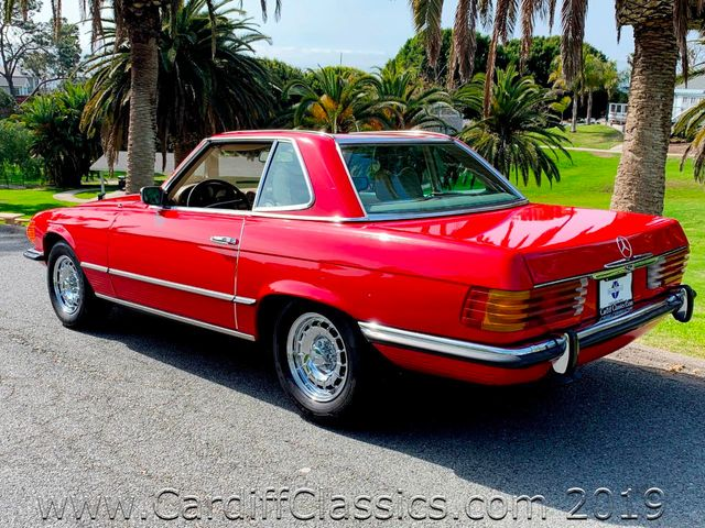 1972 Mercedes-Benz 350SL  - Click to see full-size photo viewer