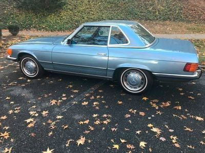 1972 Mercedes-Benz 350-Class  Coupe