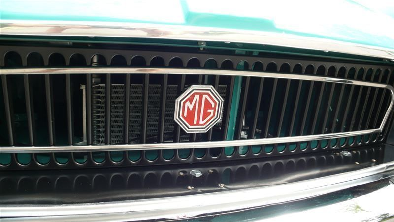 1972 MG MGB SHOW CAR - 9088983 - 10