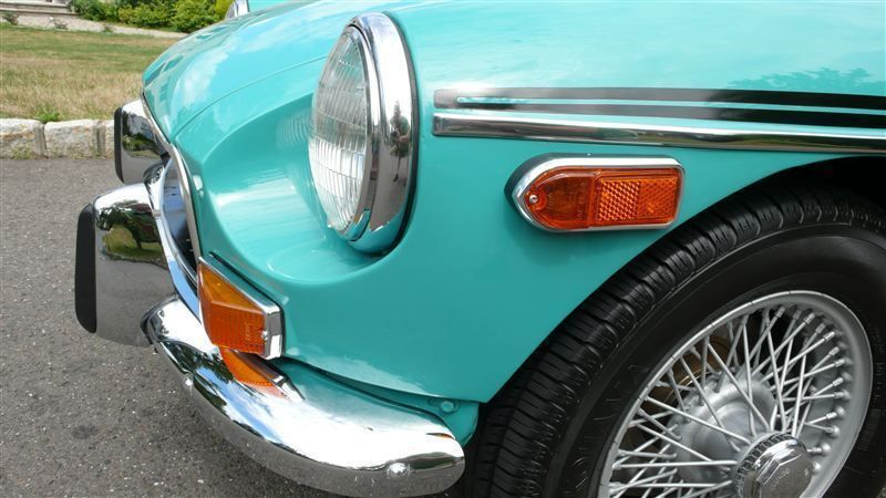 1972 MG MGB SHOW CAR - 9088983 - 13
