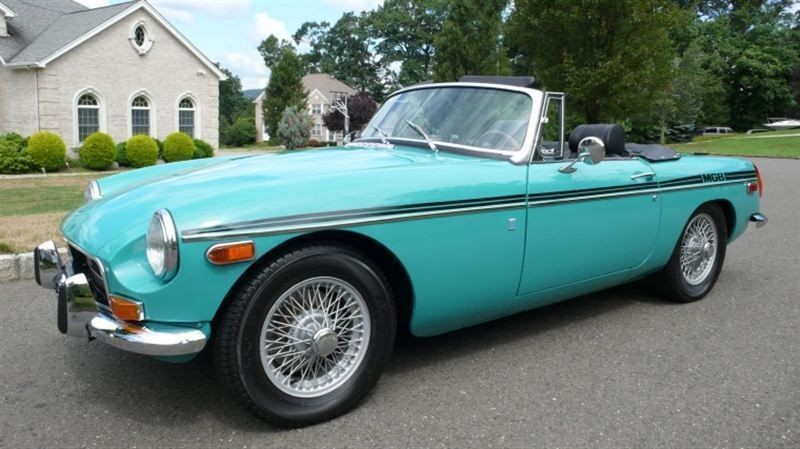 1972 MG MGB SHOW CAR - 9088983 - 3