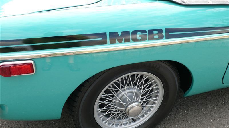 1972 MG MGB SHOW CAR - 9088983 - 39
