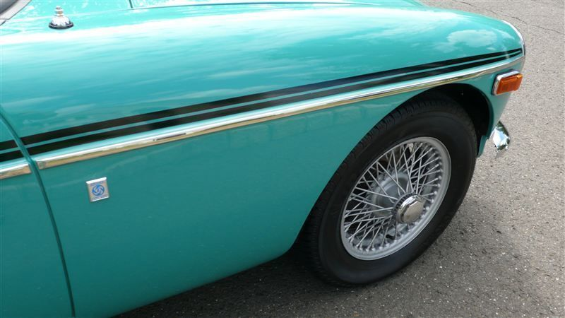 1972 MG MGB SHOW CAR - 9088983 - 43