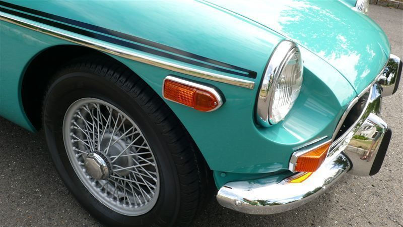 1972 MG MGB SHOW CAR - 9088983 - 46
