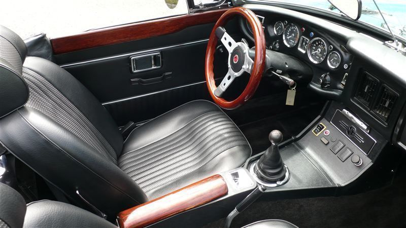 1972 MG MGB SHOW CAR - 9088983 - 47