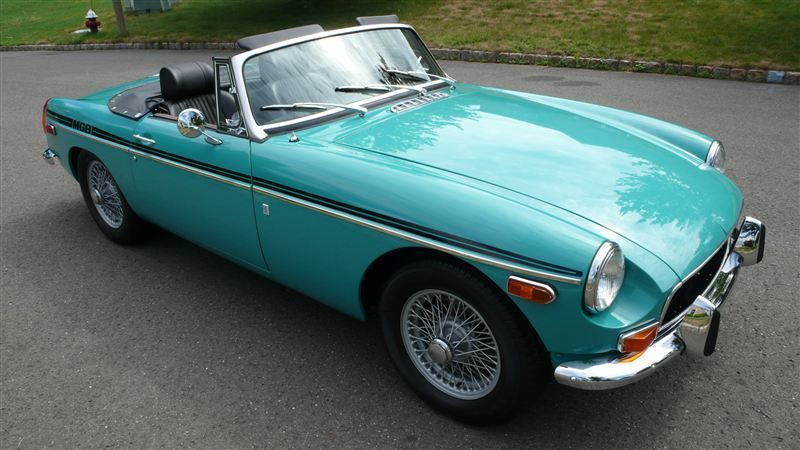 1972 MG MGB SHOW CAR - 9088983 - 4