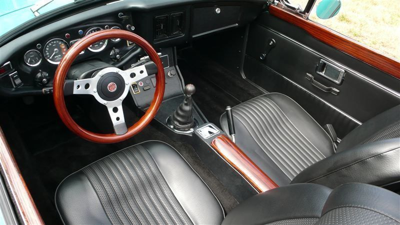1972 MG MGB SHOW CAR - 9088983 - 51