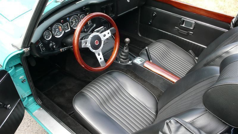 1972 MG MGB SHOW CAR - 9088983 - 52