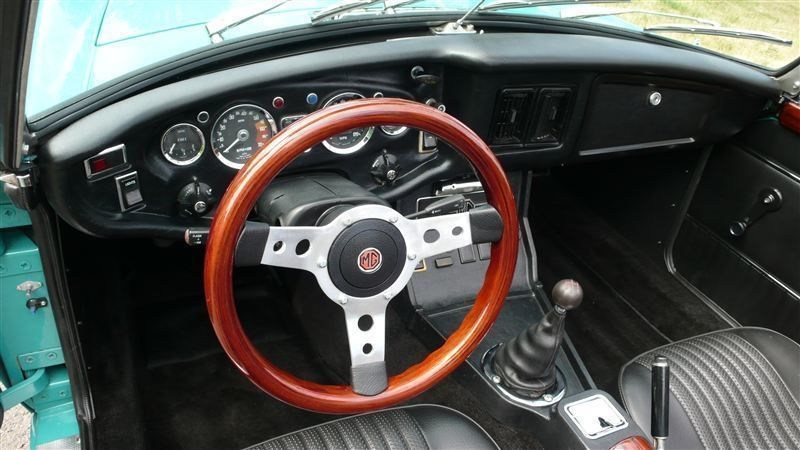 1972 MG MGB SHOW CAR - 9088983 - 54
