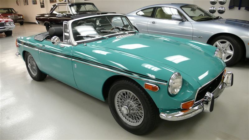 1972 MG MGB SHOW CAR - 9088983 - 58