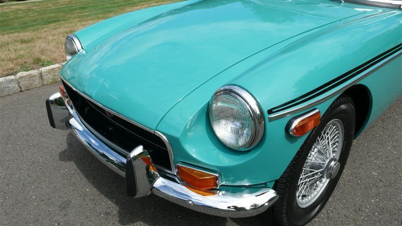 1972 MG MGB SHOW CAR - 9088983 - 74