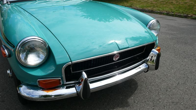 1972 MG MGB SHOW CAR - 9088983 - 75