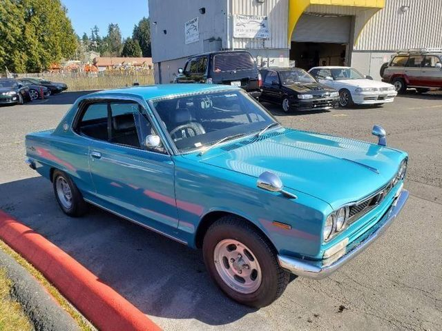 1972 Nissan Skyline Coupe for Sale Bellmore, NY - $43,995 - Motorcar com