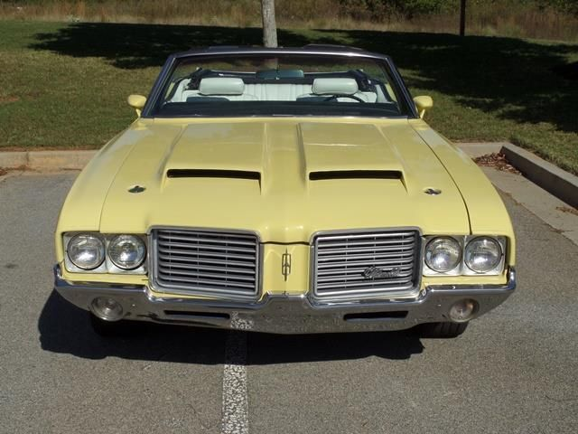 1972 Oldsmobile Cutlass Convertible SOLD - 12644623 - 10
