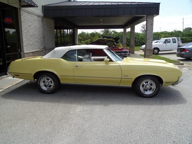 1972 Oldsmobile Cutlass Convertible SOLD - 12644623 - 15