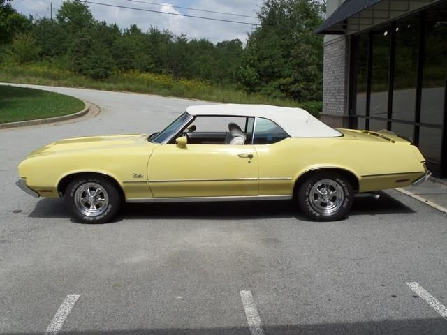 1972 Oldsmobile Cutlass Convertible SOLD - 12644623 - 1