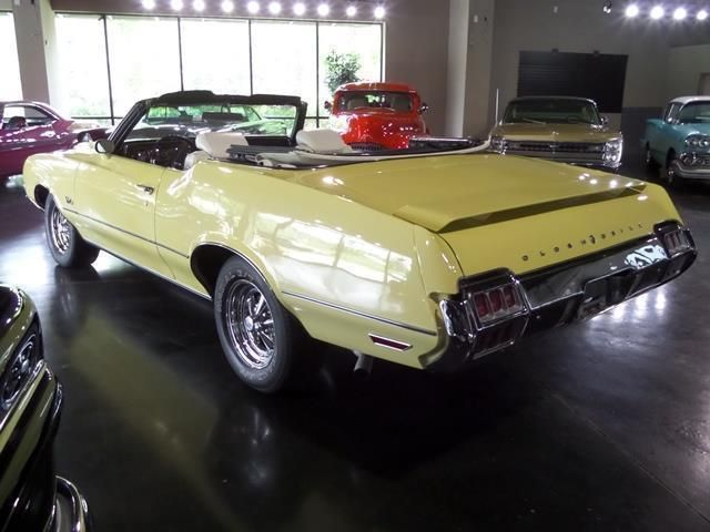 1972 Oldsmobile Cutlass Convertible SOLD - 12644623 - 20