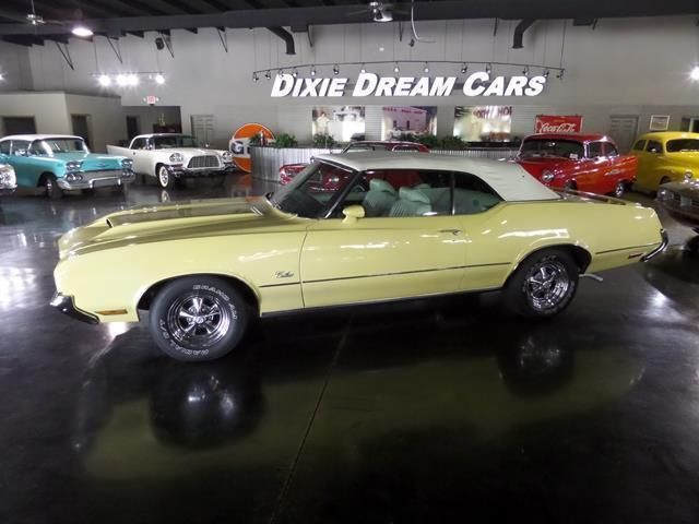1972 Oldsmobile Cutlass Convertible SOLD - 12644623 - 22