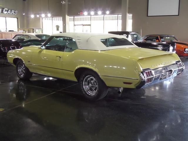 1972 Oldsmobile Cutlass Convertible SOLD - 12644623 - 23