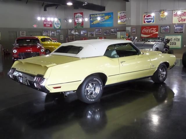 1972 Oldsmobile Cutlass Convertible SOLD - 12644623 - 24