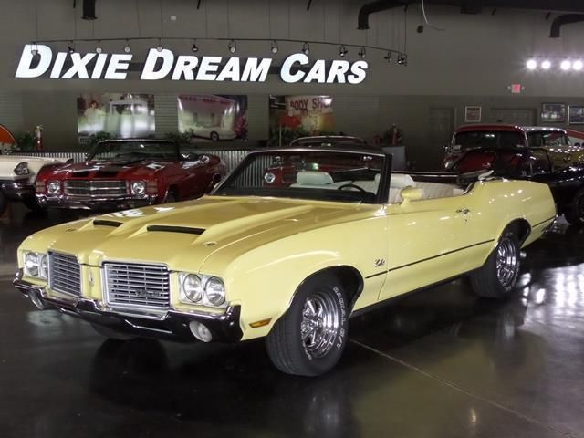 1972 Oldsmobile Cutlass Convertible SOLD - 12644623 - 26