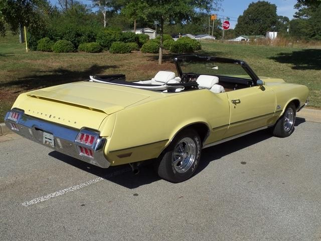 1972 Oldsmobile Cutlass Convertible SOLD - 12644623 - 6