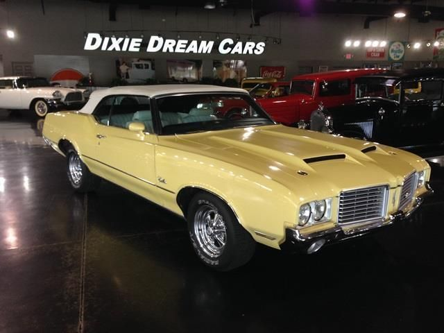 1972 Oldsmobile Cutlass Convertible SOLD - 12644623 - 76