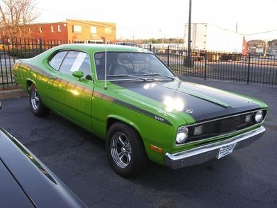 1972 Plymouth 340 Duster - VL29G2B149077