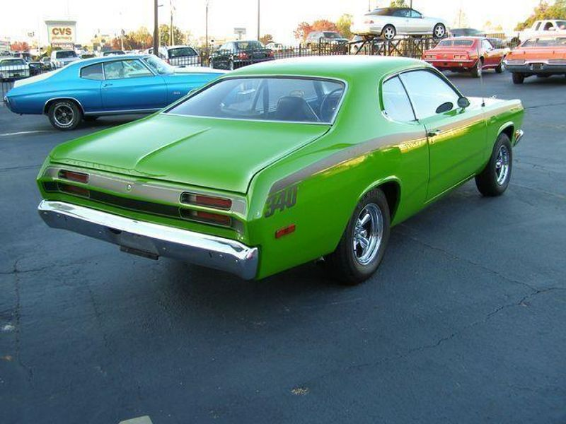 1972 Plymouth 340 Duster SOLD - 1351464 - 9