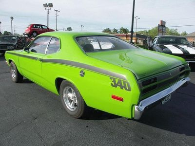 1972 Plymouth 340 Duster SOLD - Click to see full-size photo viewer
