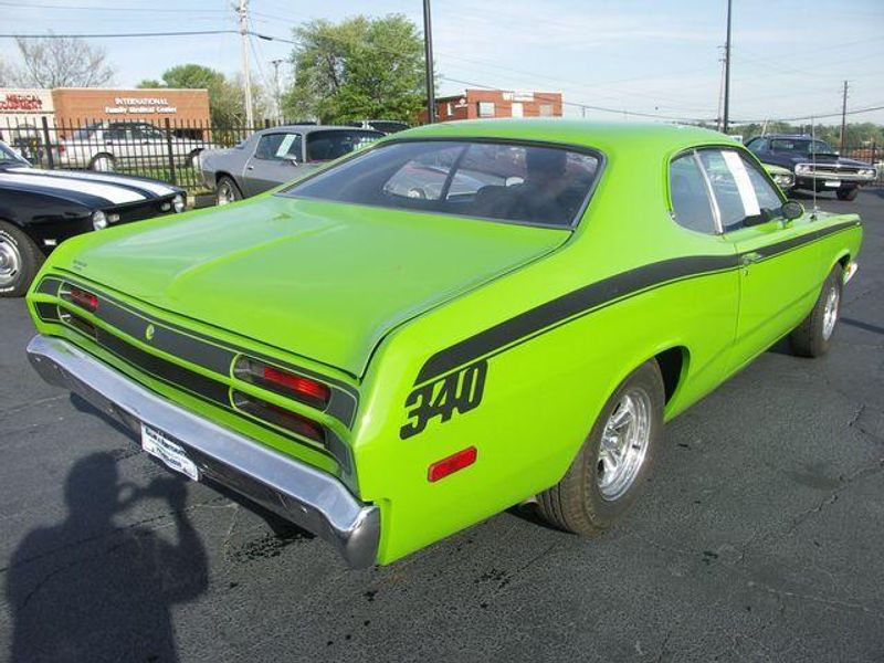 1972 Plymouth 340 Duster SOLD - 1351464 - 2