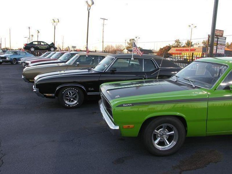 1972 Plymouth 340 Duster SOLD - 1351464 - 30