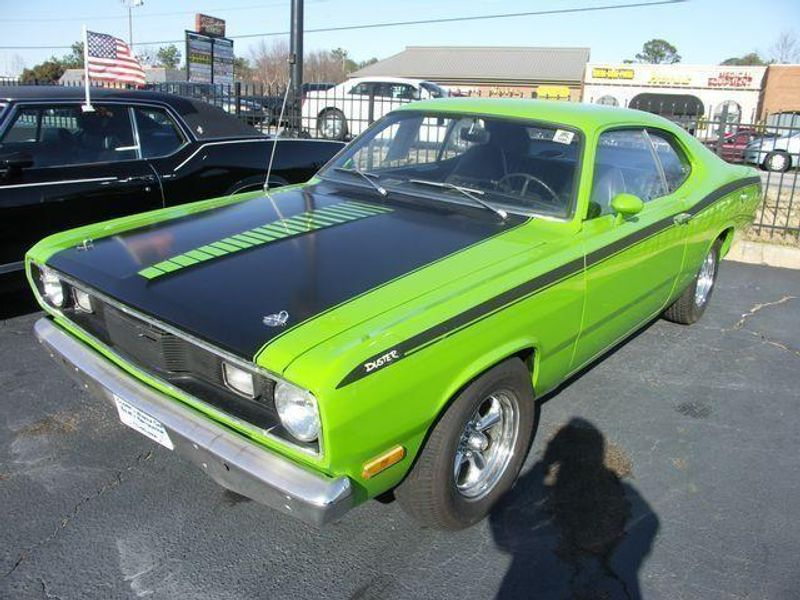 1972 Plymouth 340 Duster SOLD - 1351464 - 3