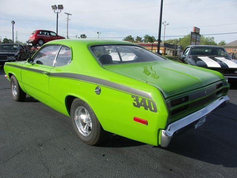 1972 Plymouth 340 Duster SOLD - 1351464 - 40