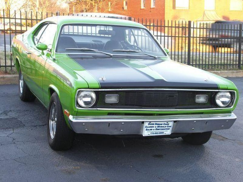 1972 Plymouth 340 Duster SOLD - 1351464 - 4