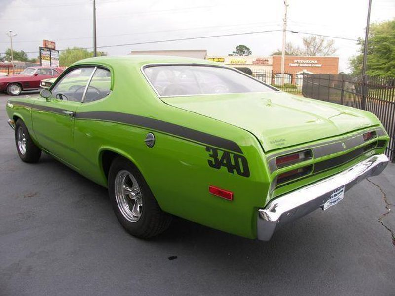 1972 Plymouth 340 Duster SOLD - 1351464 - 5
